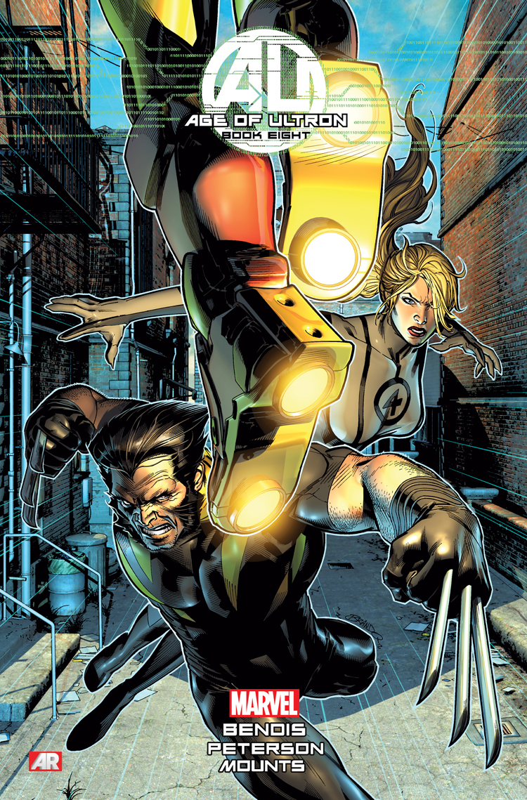 Age of Ultron (2013) #8