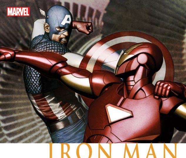 Civil War: Iron Man (2007) TPB