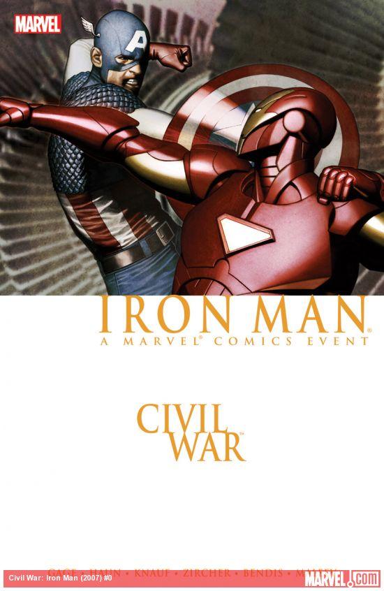 Civil War: Iron Man (Trade Paperback)