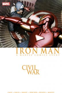 Civil War: Iron Man (Trade Paperback)