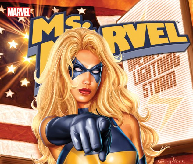 Ms. Marvel Vol. 3: Operation Lightning Storm (2008) TPB