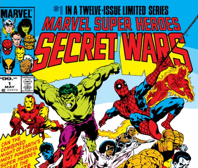 Secret Wars (2005) TPB