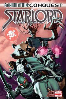 Annihilation: Conquest - Starlord (2007) #2