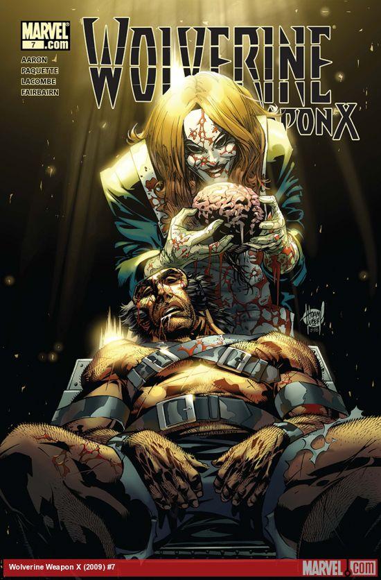 Wolverine Weapon X (2009) #7