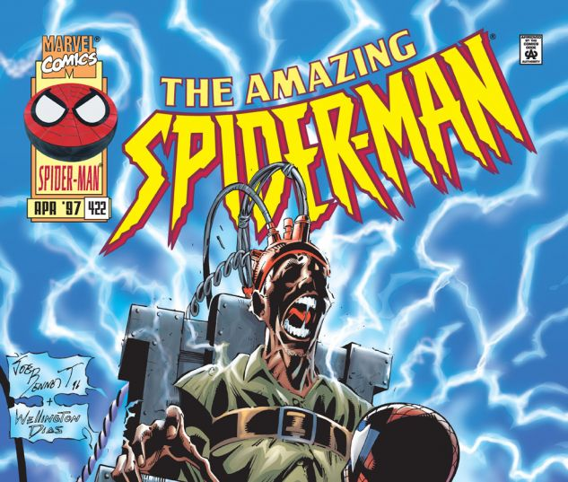 Amazing Spider-Man (1963) #422 Cover