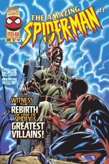 The Amazing Spider-Man (1963) #422