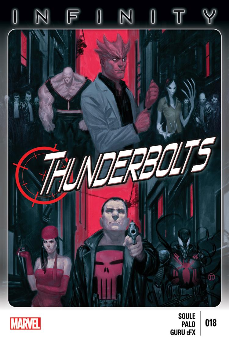 Thunderbolts (2012) #18
