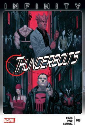 Thunderbolts #18