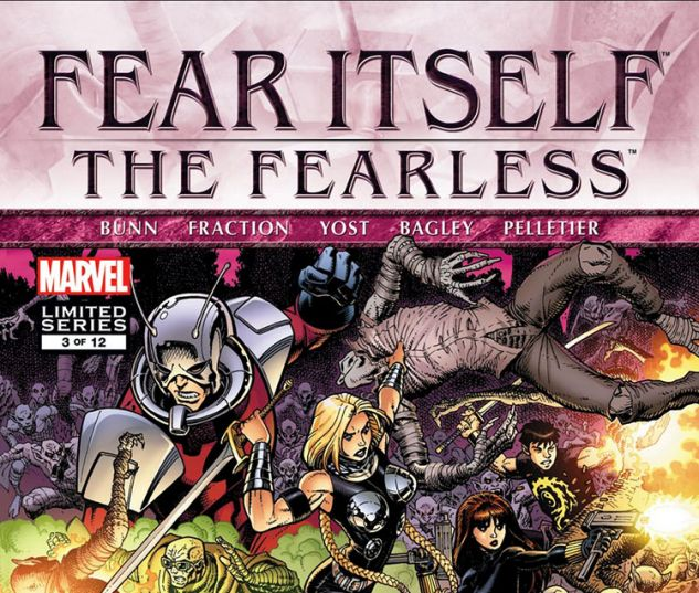 Fear Itself: Fearless (2011) #3