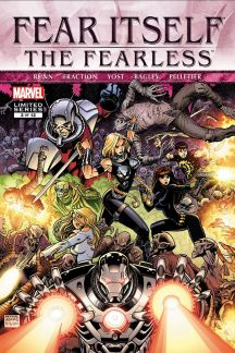 Fear Itself: The Fearless (2011) #3