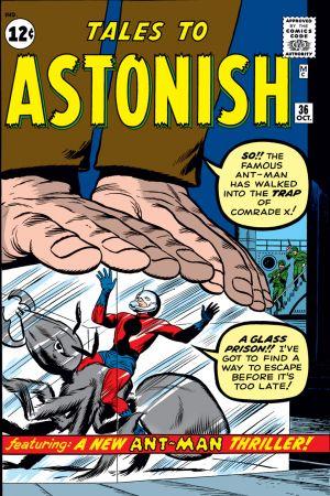 Tales to Astonish (1959) #36