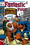 Fantastic Four (1961) #91 Cover