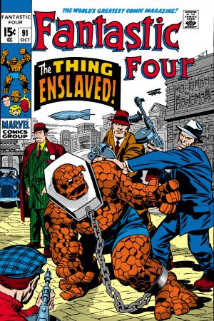 Fantastic Four #91