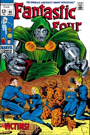 Fantastic Four #86
