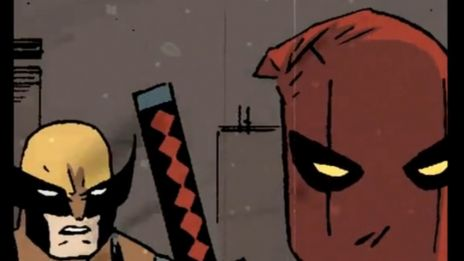Marvel AR: Deadpool #19 Cover Recap