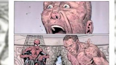 Marvel AR: AVX #3: Wolverine Art Evolution