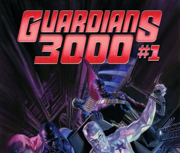 GUARDIANS 3000 1 (WITH DIGITAL CODE)