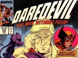 Daredevil #248 cover