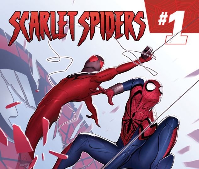 SCARLET SPIDERS 1 (SV, WITH DIGITAL CODE)