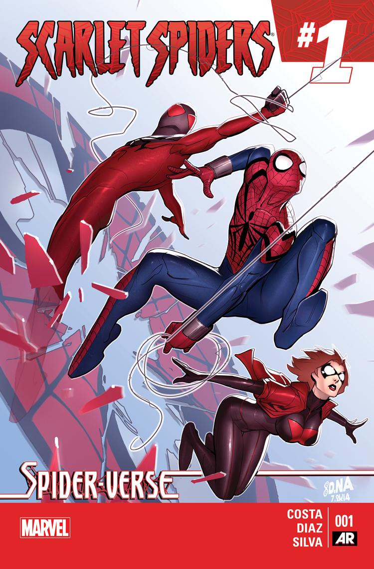 Scarlet Spiders (2014) #1