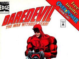 Daredevil #345 cover