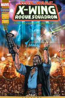 Star Wars: X-Wing Rogue Squadron #16