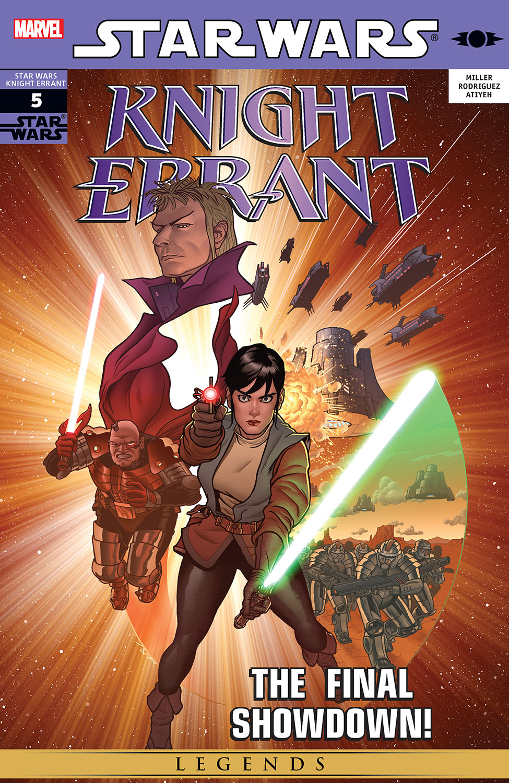 Star Wars: Knight Errant (2010) #5