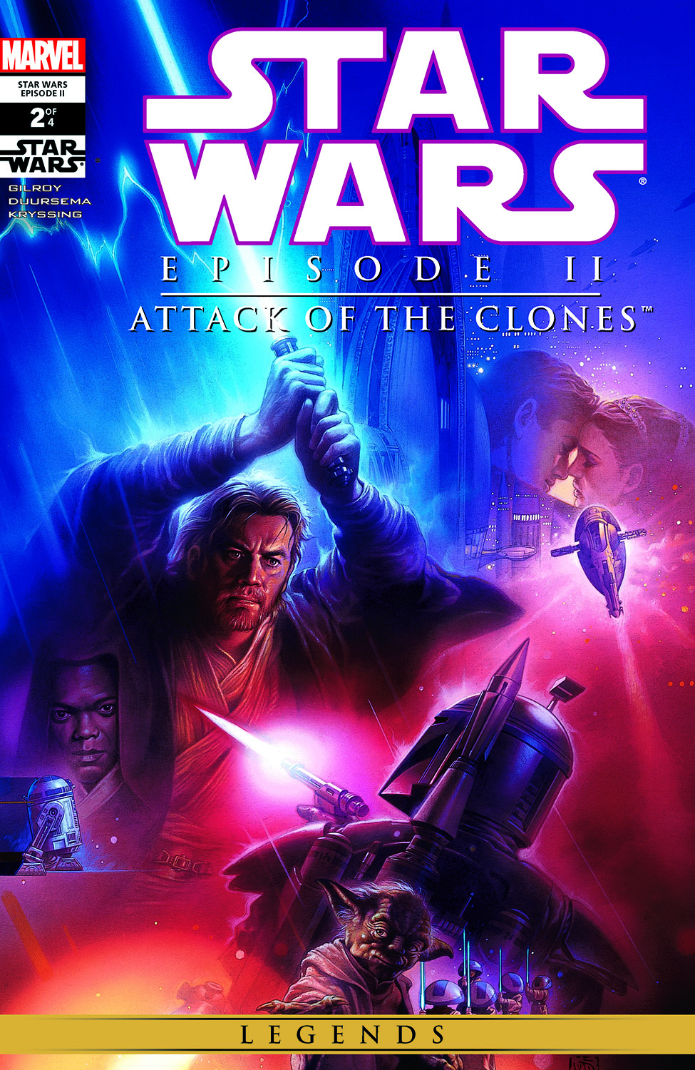 Star Wars: Episode Ii - Attack Of The Clones (2002) #2