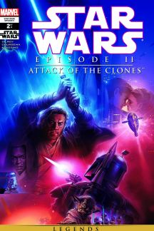 Star Wars: Episode Ii - Attack Of The Clones #2