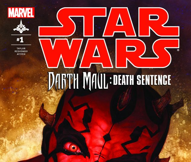 Darth Maul - Death Sentence (2012) #1