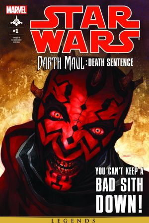 Star Wars: Darth Maul - Death Sentence #1