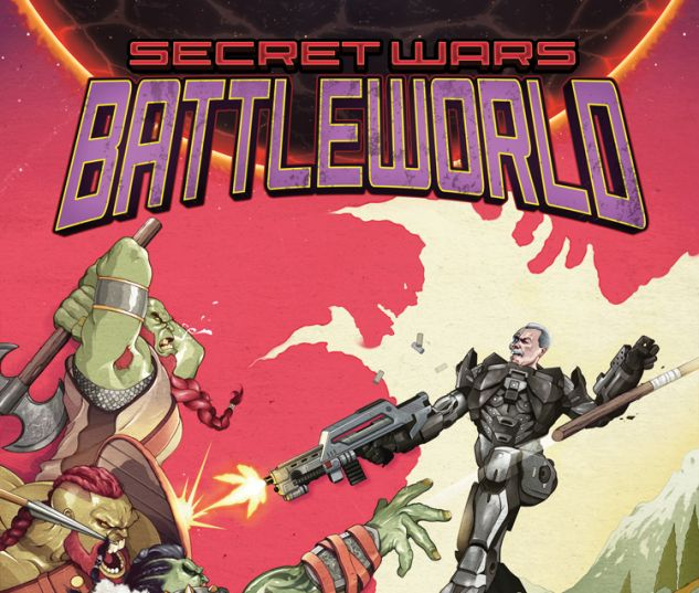SECRET WARS: BATTLEWORLD 2 (SW, WITH DIGITAL CODE)