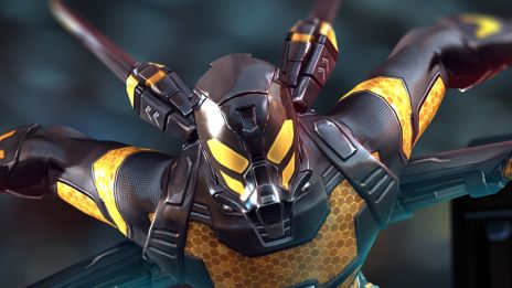 CoC Yellowjacket