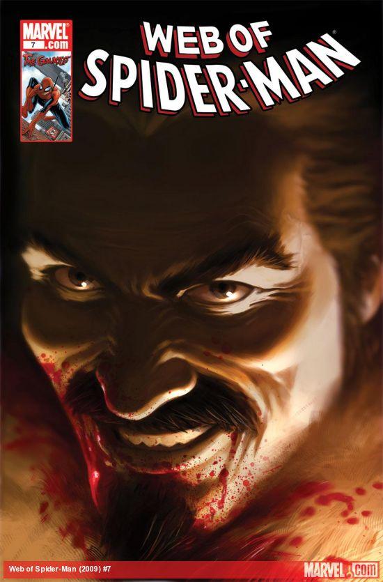 Web of Spider-Man (2009) #7