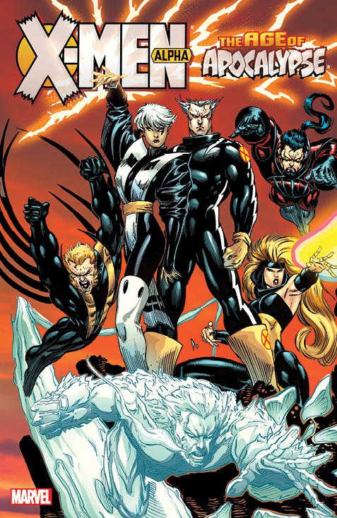 X-Men: Age of Apocalypse - Alpha (Trade Paperback)