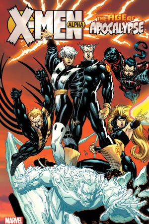X-Men: Age of Apocalypse - Alpha (Trade Paperback)