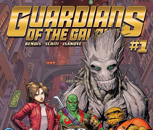 GUARDIANS OF THE GALAXY 1 (WITH DIGITAL CODE)