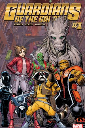 Guardians of the Galaxy (2015) #1