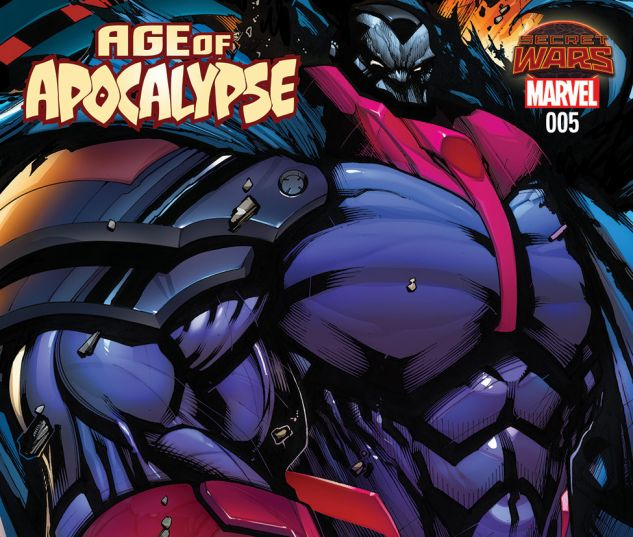 AGE OF APOCALYPSE 5 (SW, WITH DIGITAL CODE)