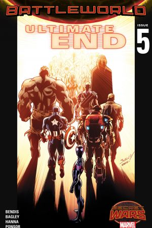 Ultimate End (2015) #5