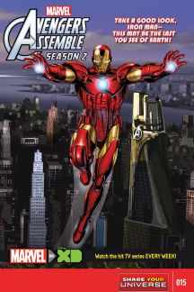 Marvel Universe Avengers Assemble Season Two #15