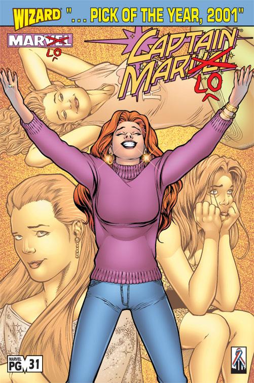 Captain Marvel (2000) #31