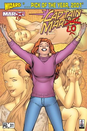 Captain Marvel #31