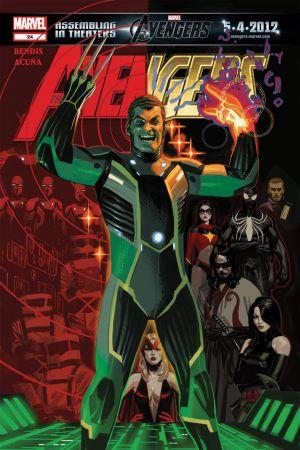 Avengers (2010) #24