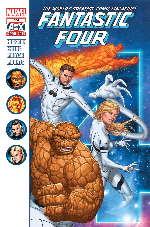 Fantastic Four (1998) #604