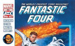 FANTASTIC FOUR (1998) #604 Cover