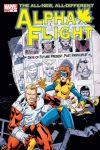 ALPHA FLIGHT (2004) #9 Cover