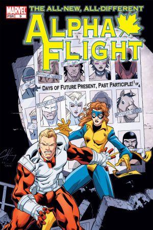 Alpha Flight (2004) #9