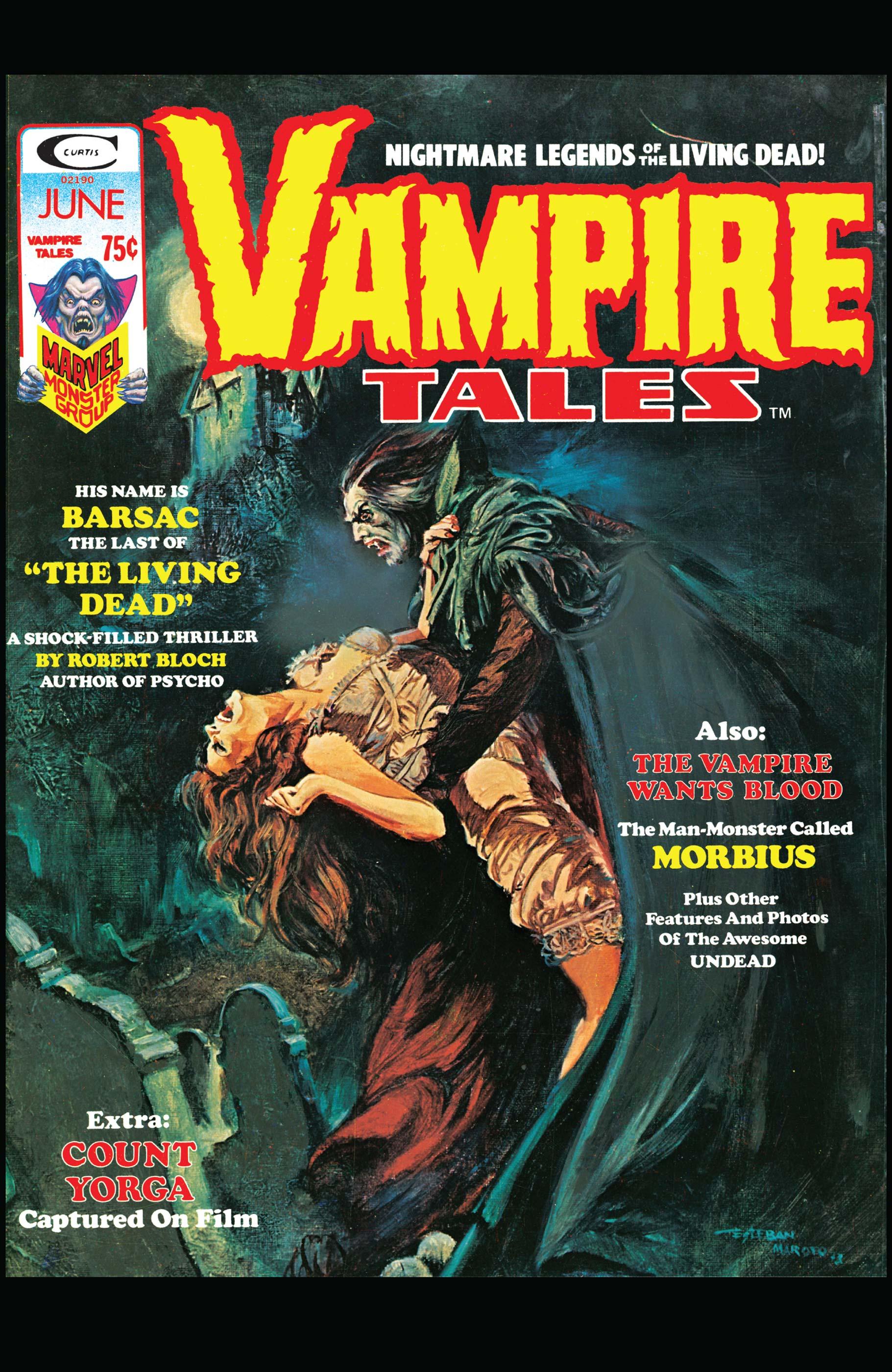 Vampire Tales (1973) #5