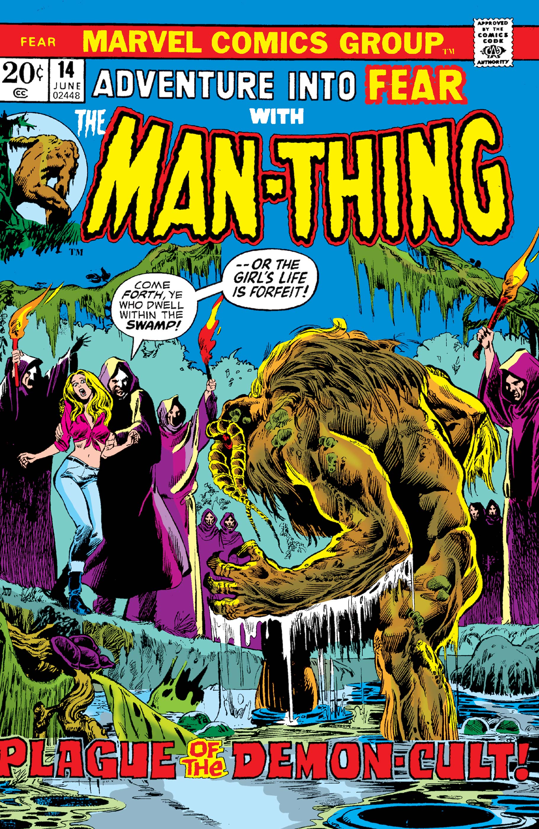 Adventures Into Fear (1970) #14